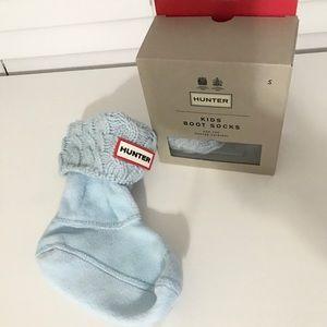 NWT Hunter Boot Socks Kid Size: Small 8/10